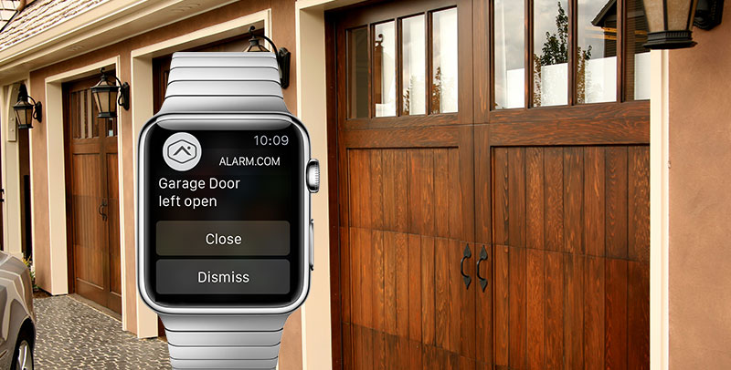The Smart Garage Door Is The Gatekeeper And More To Your Home
